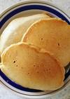 【後期離乳食】オートミールのパンケーキ