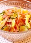 すぐ味がなじむ作り方☆中華風春雨サラダ