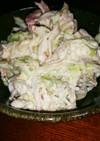 ササミの野菜サラダ♪