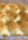 大豆粉ロールちぎりパンレシピ