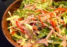 Wピーマンの簡単サラダ