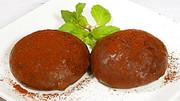 チョコレートもちフォンダンの写真