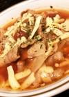 ズボラ飯☆おかずにもなるトマトスープ