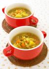 もち麦の食べるカレースープ