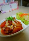 ♡手羽元のトマト煮♡