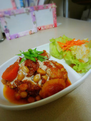 ♡手羽元のトマト煮♡の写真