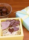 簡単!!チョコレートのテンパリング