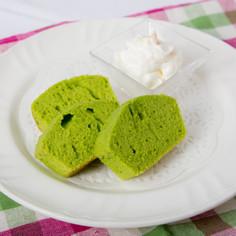 グリーンヨーグルパウンド