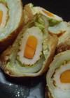 「白菜と竹輪の豚肉巻き」…すき焼き風味