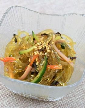 低GI 緑豆春雨の中華風サラダ