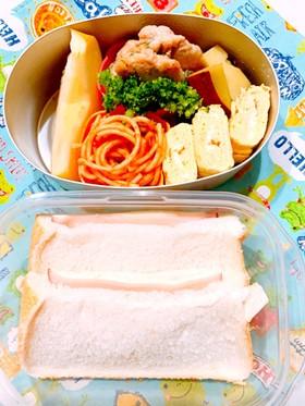 幼稚園お弁当 3歳5ヶ月①