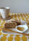 簡単★グルテンフリーきな粉パウンドケーキ