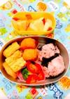 幼稚園お弁当 3歳5ヶ月③