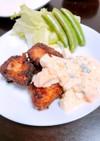 鶏むねの簡単チキン南蛮☆レンジでタルタル