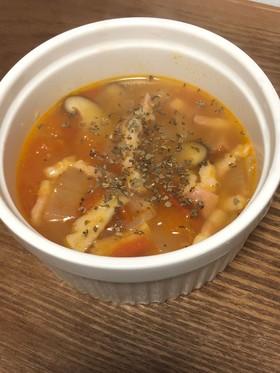 意外な美味しさ!トマトスープ♡