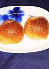 糖質制限☆おからとふすまの丸パン
