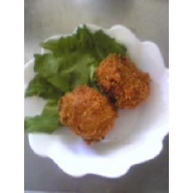 高野豆腐のヘルシーカツ
