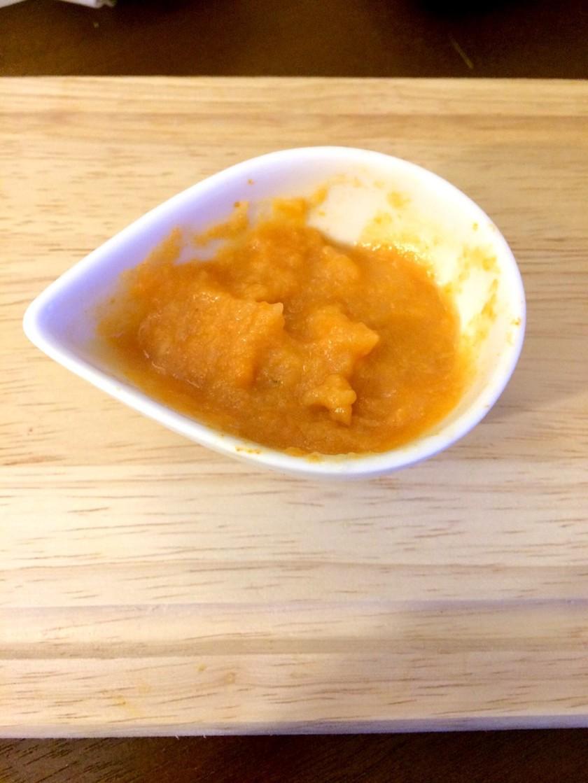 離乳食初期〜きなこ風味のポテトサラダ