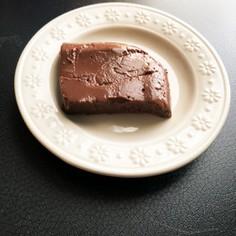 動物性不使用!濃厚ショコラ豆腐