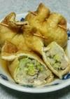 野菜たっぷり❗巾着煮物(^o^)