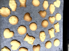 簡単♡サクサククッキー