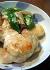 鶏胸肉をしっとり☆わさび醤油のマヨソテー