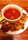 トルコ料理 ナスのお焼き