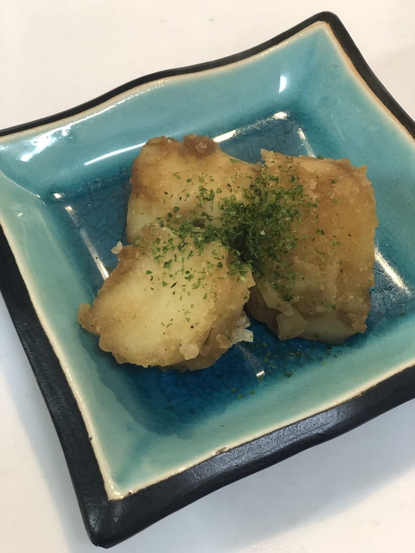 粉吹き芋のソース味