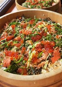 ちらし寿司専用酢飯!寿司酢