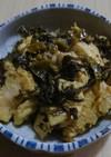 簡単☆鶏胸肉の高菜炒め