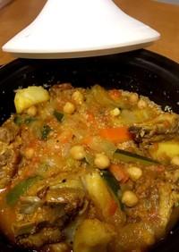 モロッコ料理★クスクス&スープ