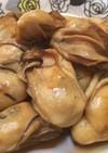 簡単絶品・普通の牡蠣醤油バター炒め