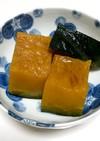 簡単!レンジで時短☆かぼちゃの煮物