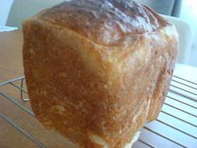 ふわふわモチモチ♪50%ごはんパン