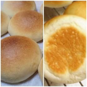 小麦ファイバー丸パンレシピ