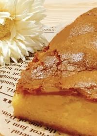 簡単ꕤ カステラ風ꕤ ケーキ
