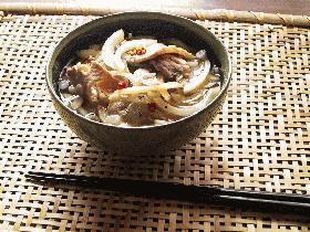 アジア麺☆豚肉のフォー(うどんでね)