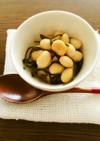 お豆のじかん♡一日に一回酢大豆を食べよう