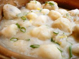 里芋のトロトロ塩煮