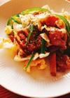 簡単!豚肉と野菜の味噌炒め