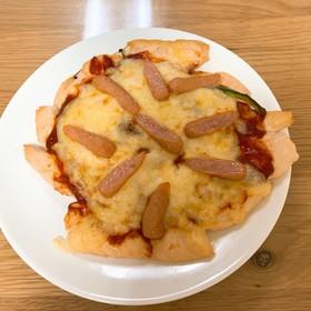 ささみピザ レシピ