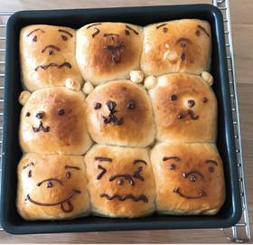 クリームちぎりパン