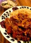 モロッコ風牛肉のトマト煮込み