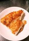 子供が喜ぶ 簡単!白身魚のパン粉焼き