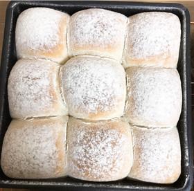 全粒粉ちぎりパンレシピ