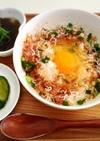 鰹節香る卵かけご飯TKG