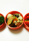 94、ミニ中華丼と豚の角煮弁当♡