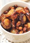 ご飯がすすむ!帆立と大豆の佃煮
