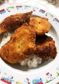 鶏胸肉で揚げずに簡単♡新潟タレカツ丼
