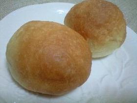 ふわふわ丸パン☆マーガリン使用